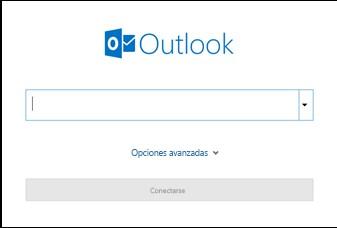 Outlook Microsoft 365 iniciar sesión